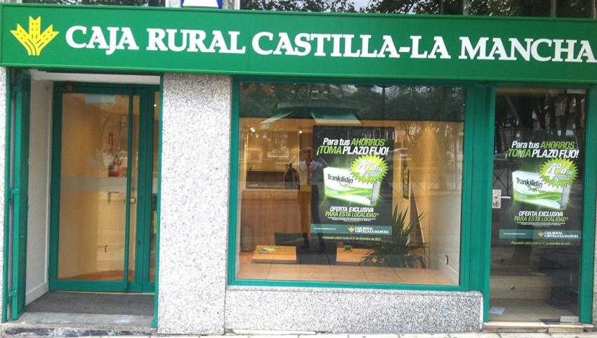 Caja rural de castilla la mancha abre este jueves su nueva for Caja rural bilbao oficinas