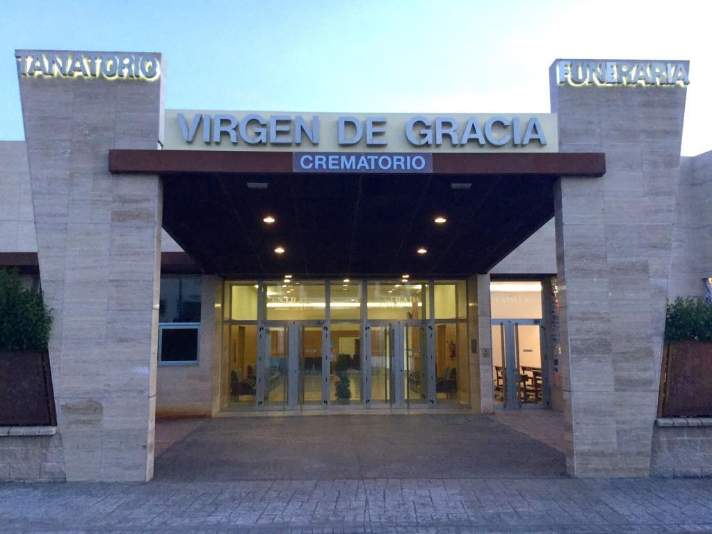 El tanatorio crematorio virgen de gracia de puertollano inicia la prestaci n del servicio de - Tanatorio puerto de sagunto ...