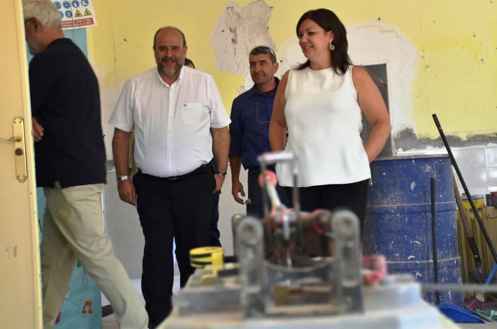 El gobierno regional quiere presentar el proyecto de for Comedor escolar proyecto