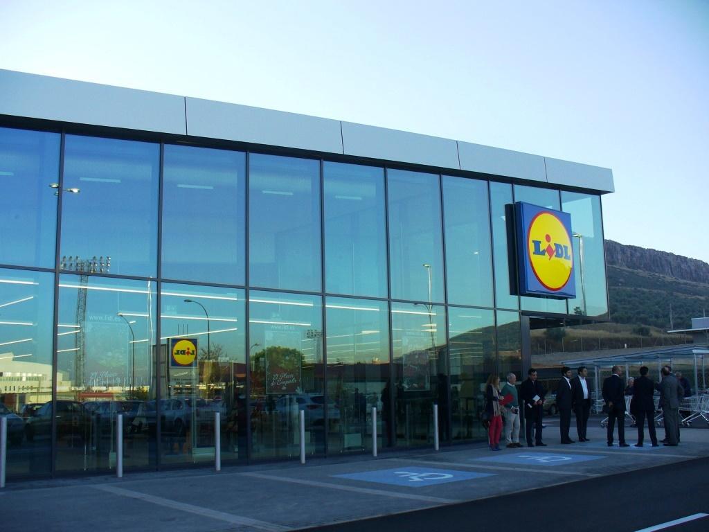 Lidl inaugura su nueva tienda en puertollano for Catalogo lidl leon