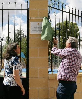 Lozano y vargas inauguran el nuevo parque adolfo su rez for Oficina comarcal agraria