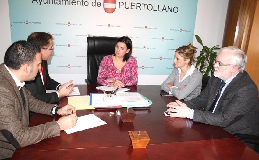 Elena de la cruz anuncia que puertollano acoger un for Oficina de la seguridad social mas cercana