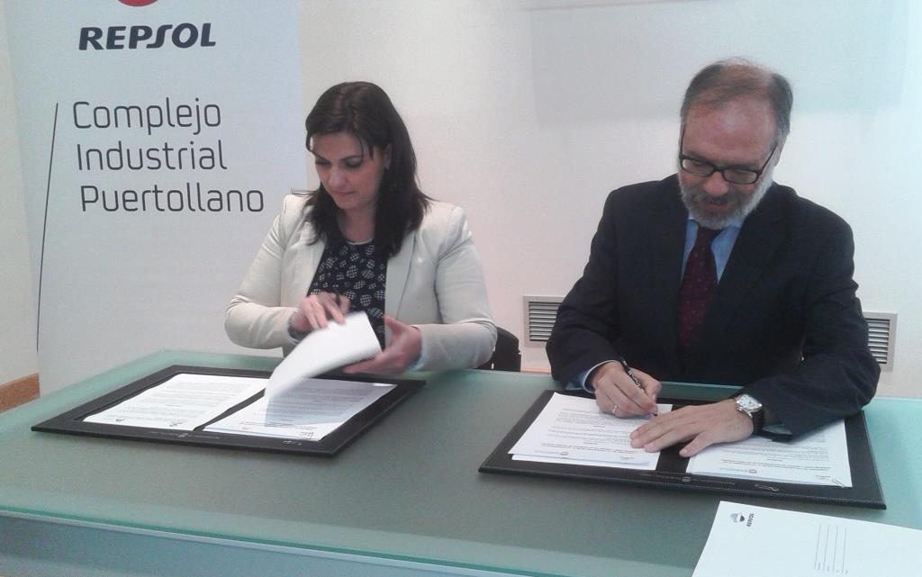 Repsol y el ayuntamiento de puertollano firman dos - El tiempo en puertollano por horas ...
